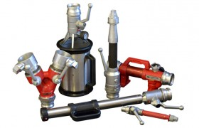 AWG firefighting equipment