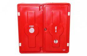 Double Door Hose Reel Cabinet
