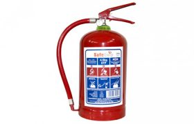 DCP 4.5kg Fire Extinguisher (Firemate)